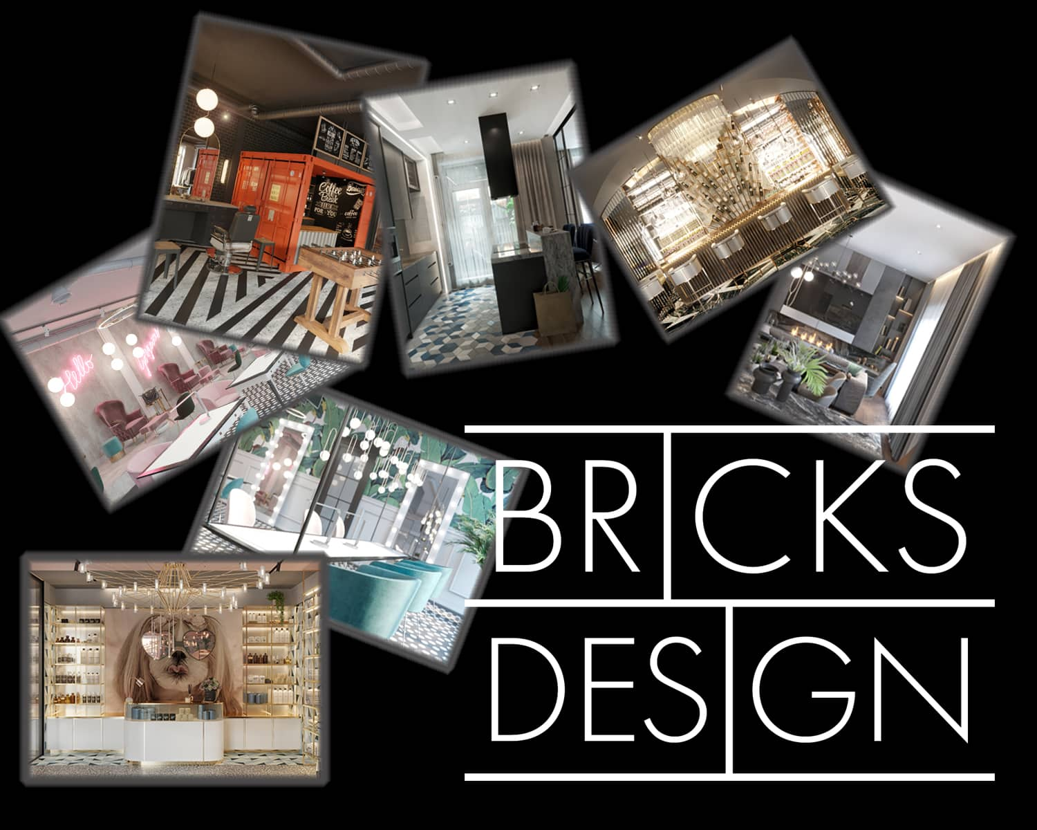 Контакты дизайн студии Bricks Design